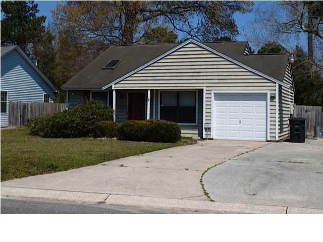 1133  Oakcrest Drive Charleston, SC 29412