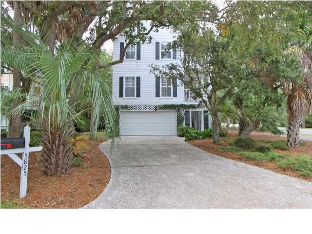 5825  Back Bay Drive Isle Of Palms, SC 29451