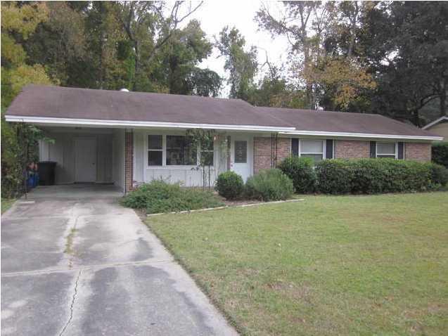 1137  Quail Drive Charleston, SC 29412