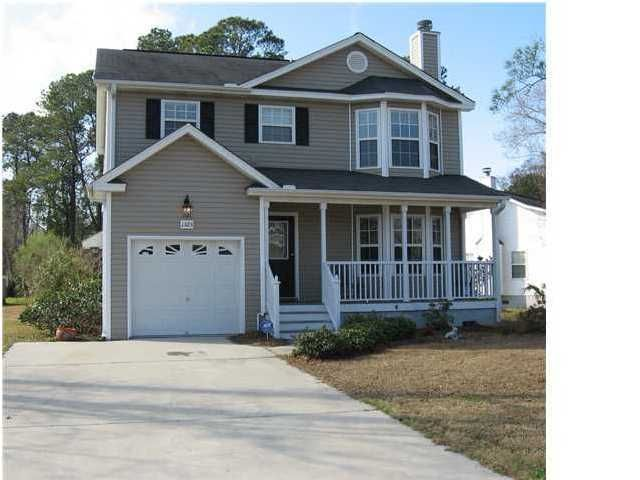 1325  Mapleton Avenue Charleston, SC 29412