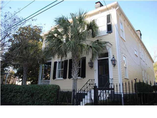 63 Legare Street Charleston, SC 29401