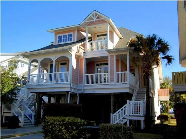 1617 Folly Creek Way Folly Beach, SC 29439