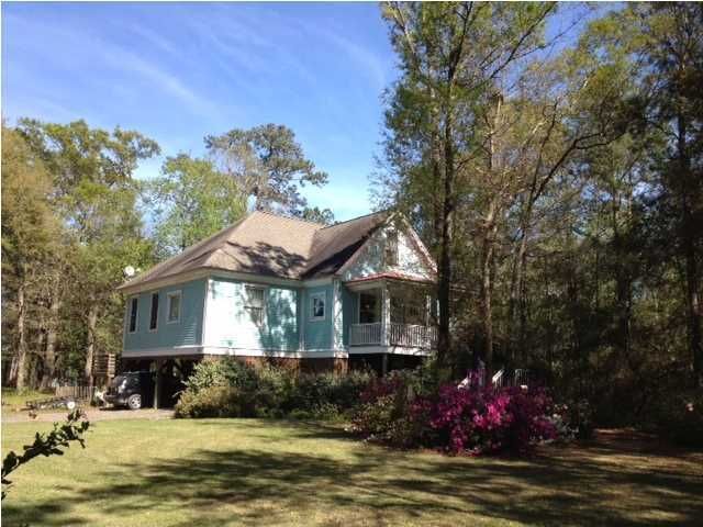 580 Romain Road Mcclellanville, SC 29458
