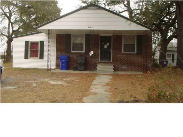 2663 Martha Drive North Charleston, SC 29405