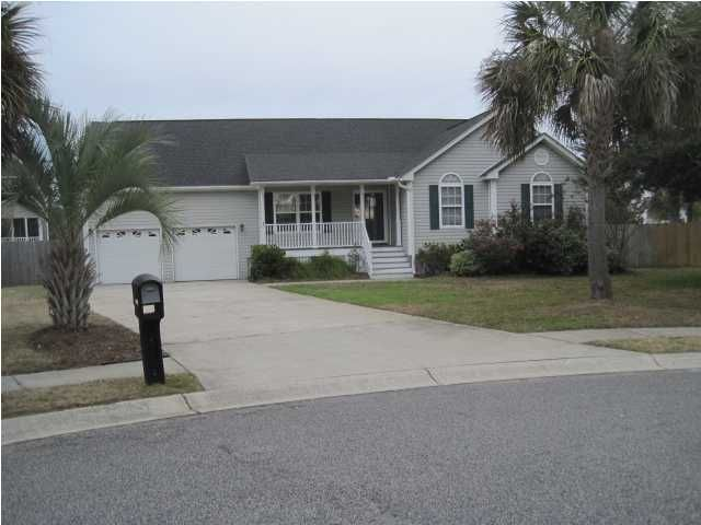 1002 Clearspring Drive Charleston, SC 29412