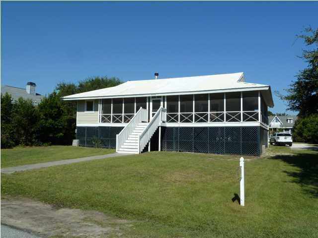 2256  Atlantic Avenue Sullivans Island, SC 29482