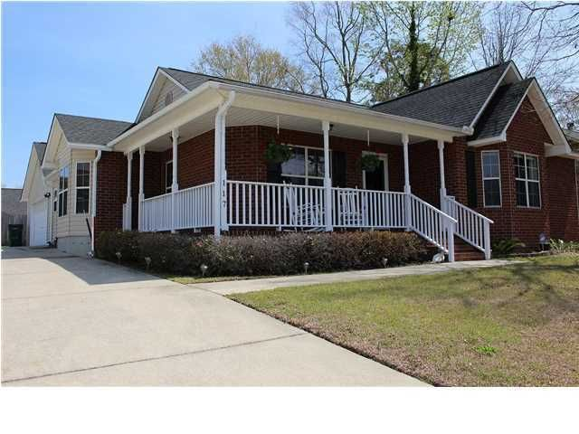 117  Crystal Street Goose Creek, SC 29445
