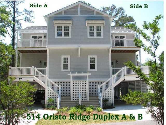 514  Oristo Ridge Road Edisto Beach, SC 29438