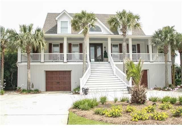 7 Intracoastal Court Isle Of Palms, SC 29451