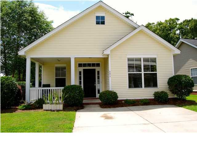 491  Hainsworth Drive Charleston, SC 29414