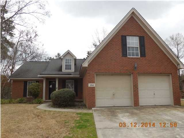 104 Tyne Court Goose Creek, SC 29445