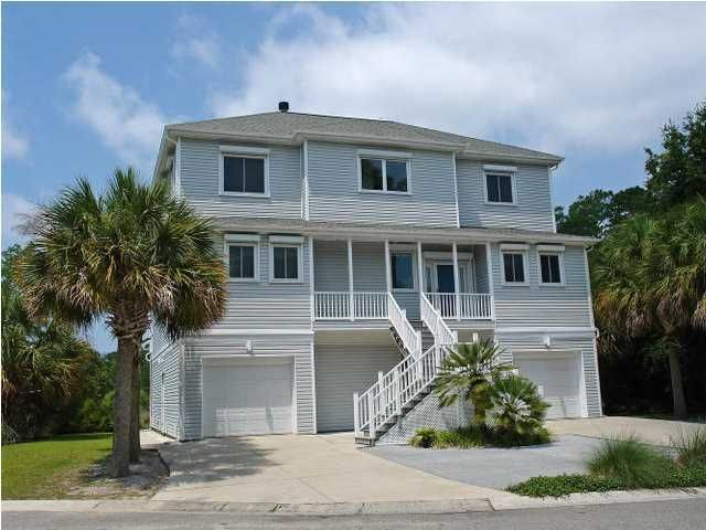 436 W Indian Avenue Folly Beach, SC 29439