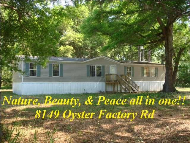 8149  Oyster Factory Road Edisto Island, SC 29438