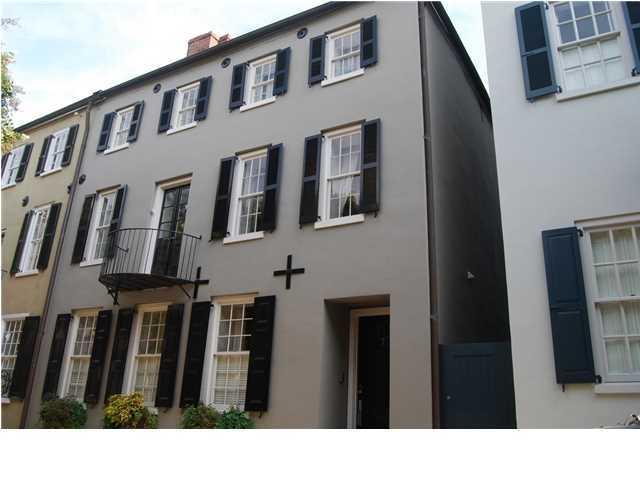7 Tradd Street Charleston, SC 29401