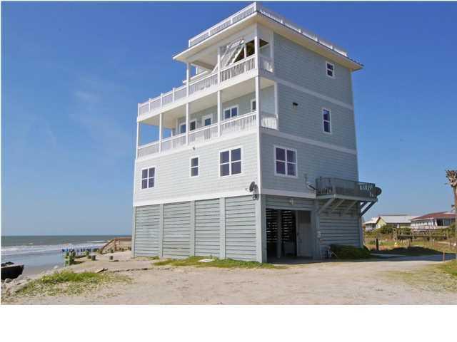4 Sumter Drive Folly Beach, SC 29439