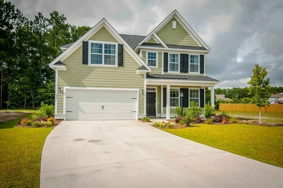 8105 Emerald Fern Drive North Charleston, SC 29406