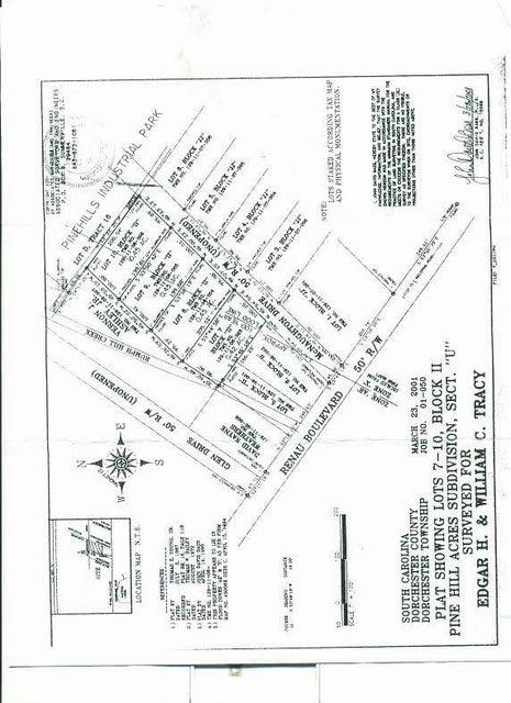 Renau Boulevard Summerville, SC 29483
