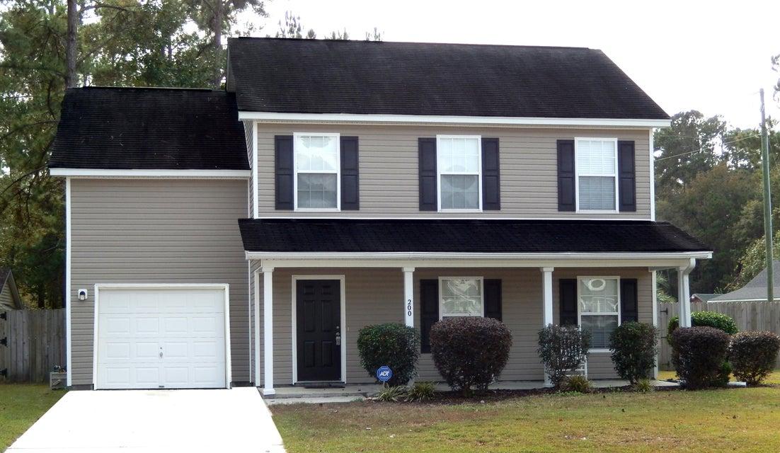 200  Trickle Drive Summerville, SC 29483