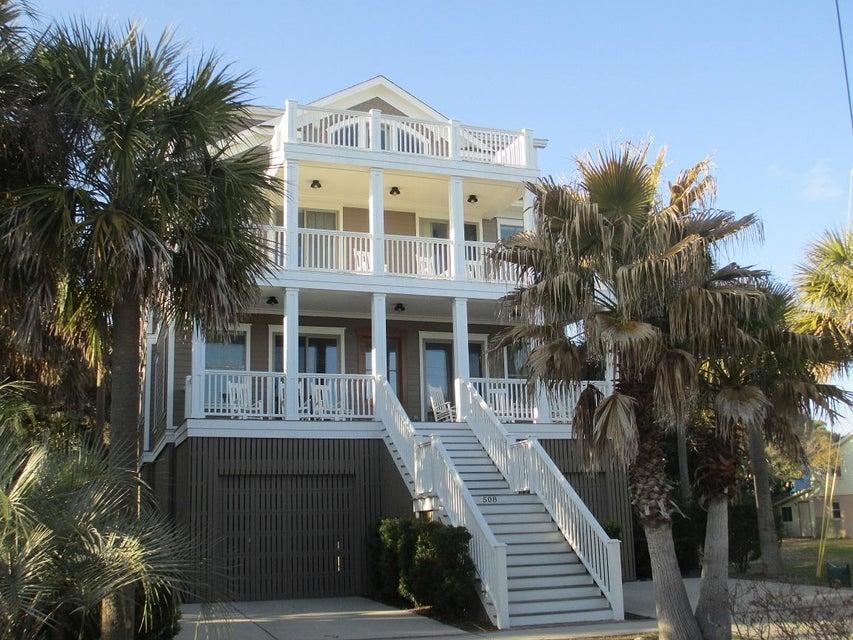 508 W Ashley Ave Folly Beach, SC 29439