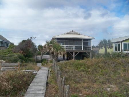East Folly Beach Shores Homes For Sale - 1717 Ashley, Folly Beach, SC - 1