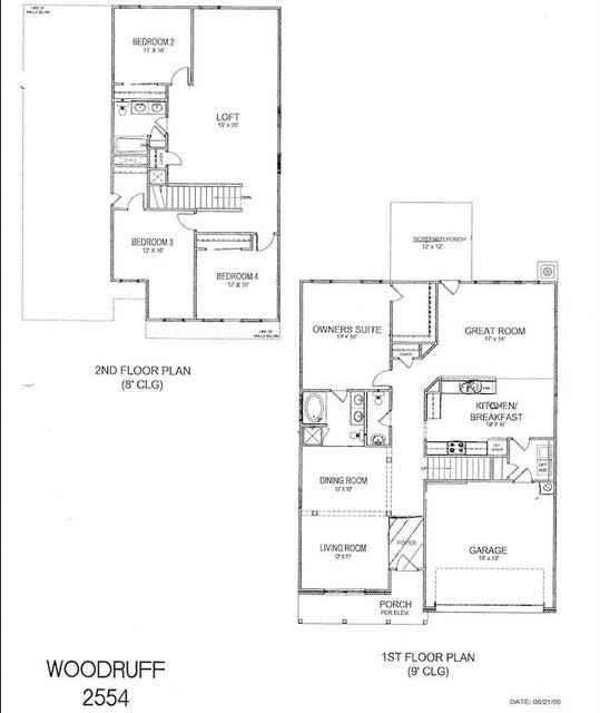 9686  Godwin Street Ladson, SC 29456