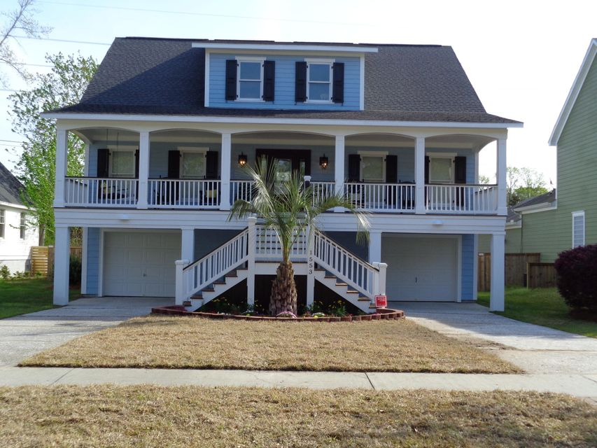 1553  Appling Drive Mount Pleasant, SC 29464
