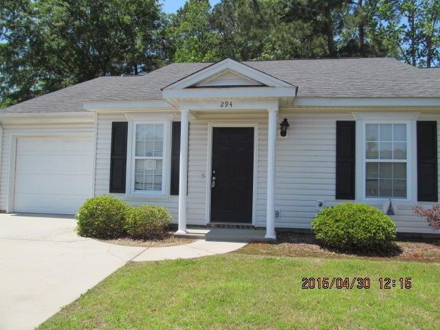 294  Reagan Drive Summerville, SC 29483