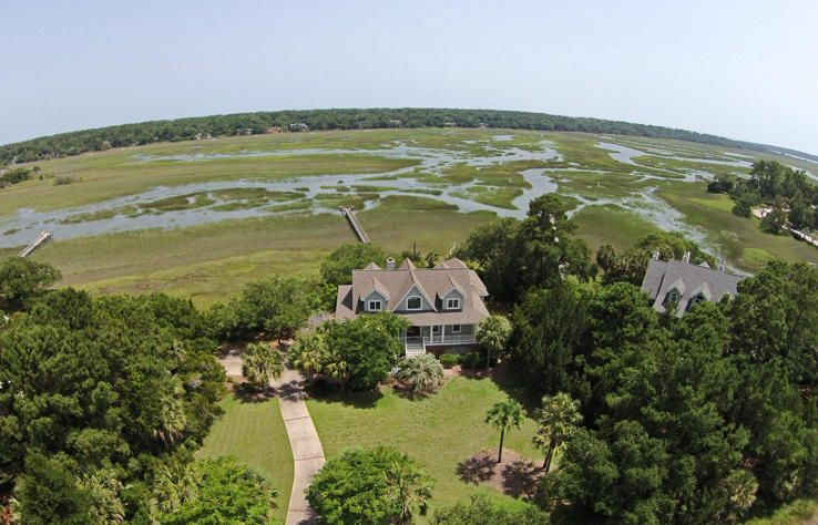 2613 Jenkins Point Road Seabrook Island, SC 29455