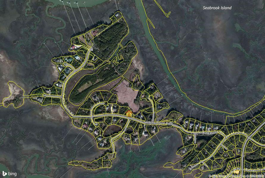 2612  Jenkins Point Road Seabrook Island, SC 29455