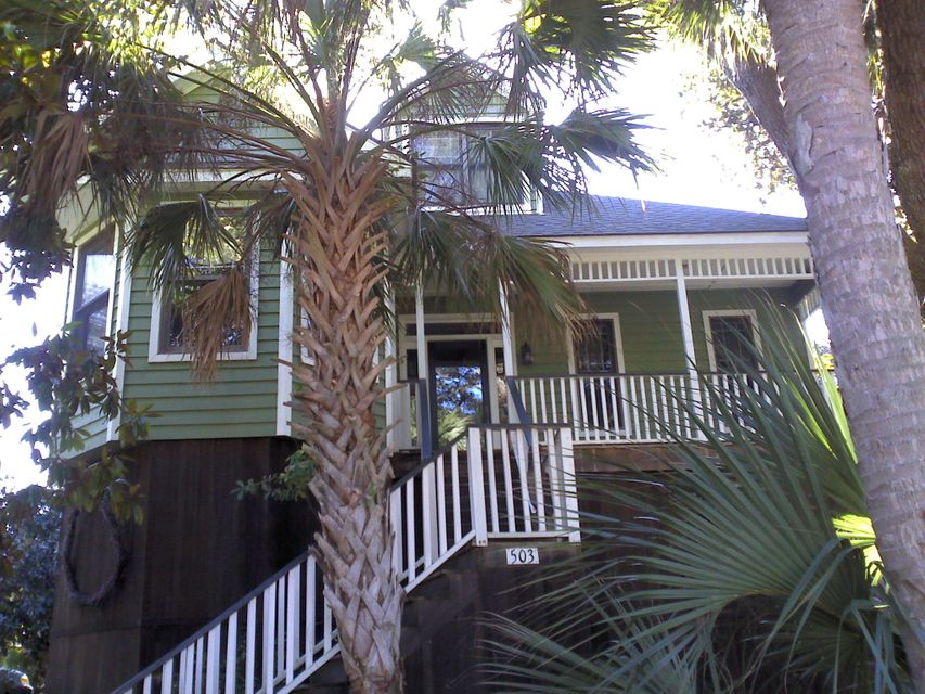 503 W Beach Court Folly Beach, SC 29439