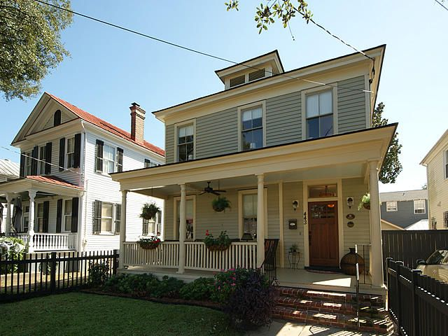 443  Huger Street Charleston, SC 29403