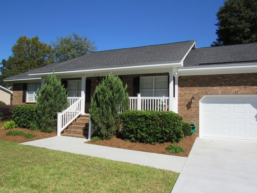 1310  Julian Clark Road Charleston, SC 29412