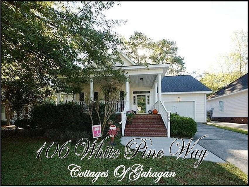 106  White Pine Way Summerville, SC 29485