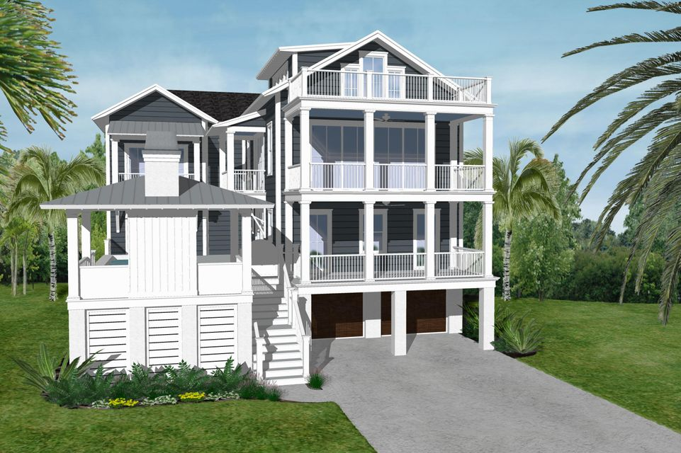 3805 Cameron Boulevard Isle Of Palms, SC 29451