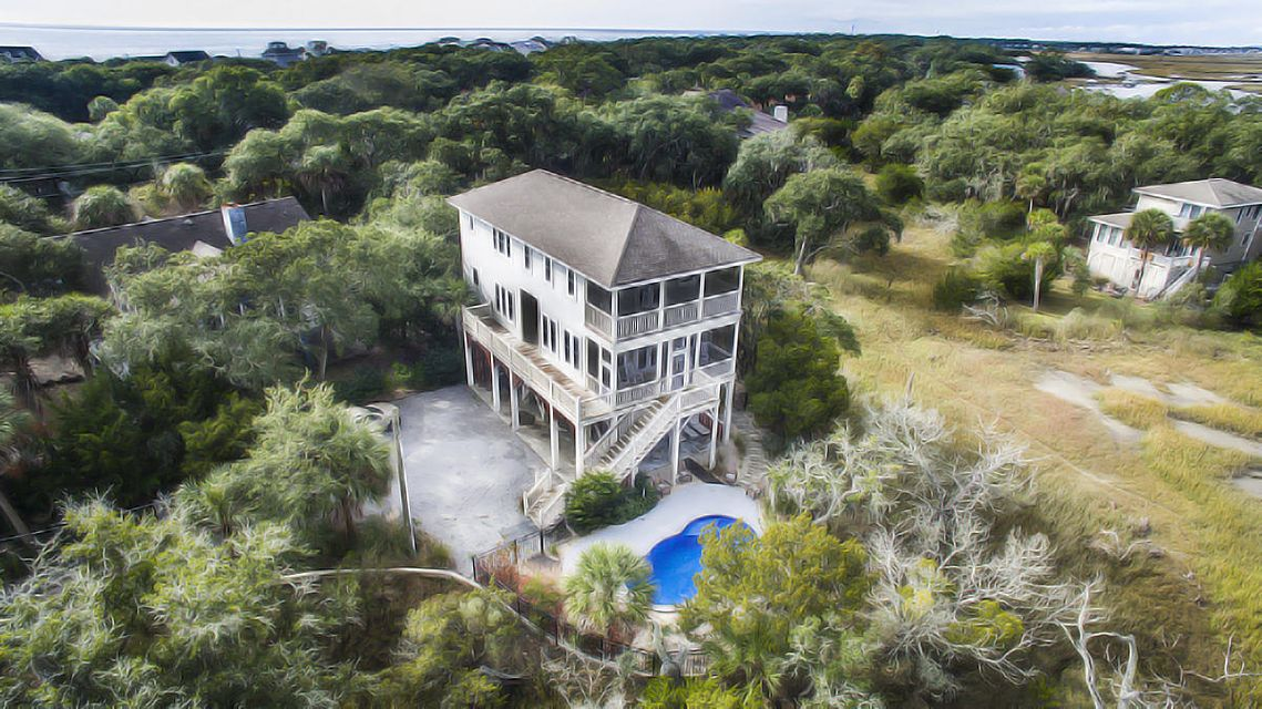 206 Mary Street Edisto Beach, SC 29438