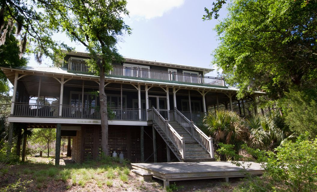 262  Old House Dewees Island, SC 29451