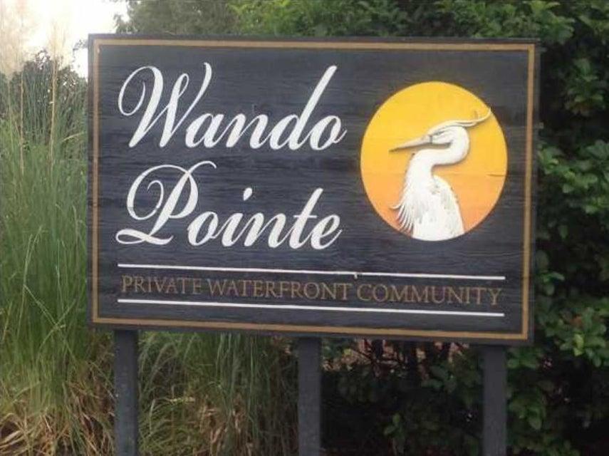 105  Wando Reach Road Wando, SC 29492
