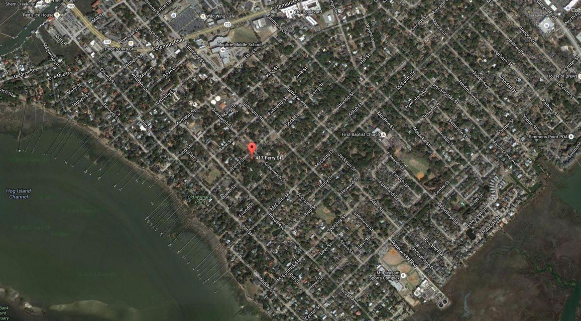 417 Ferry Street Mount Pleasant, SC 29464