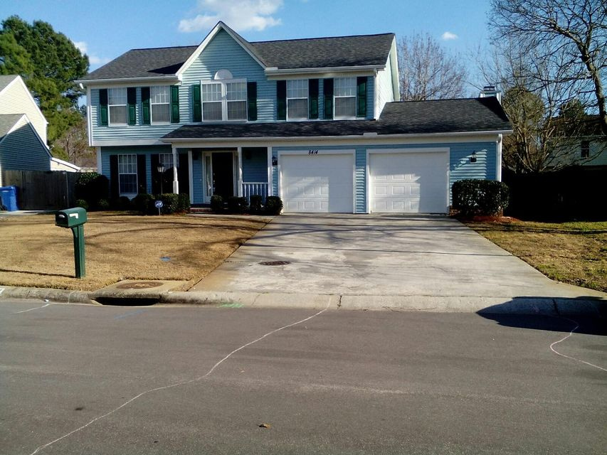 8414 Old Carriage Court North Charleston, SC 29420