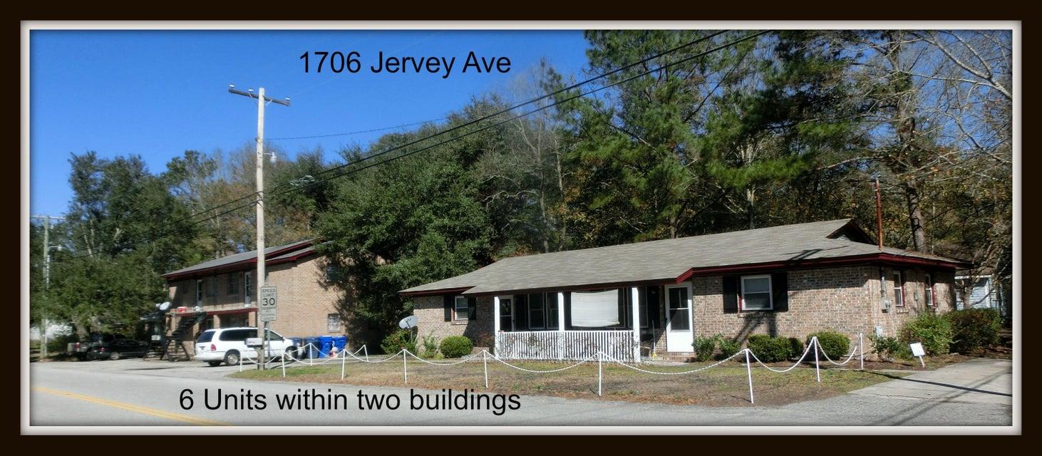 1706  Jervey Avenue Charleston, SC 29407