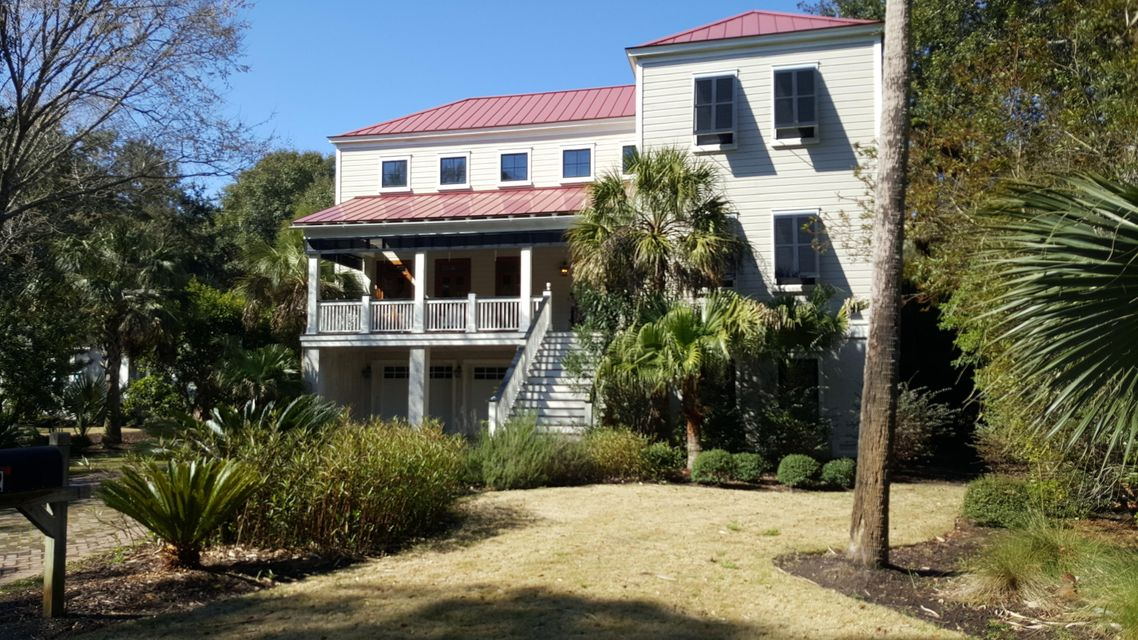 2 Fishers Isle Of Palms, SC 29451