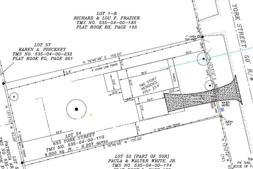 655 York Street Mount Pleasant, SC 29464