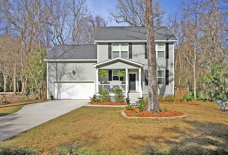 1987  Jewel Street Johns Island, SC 29455