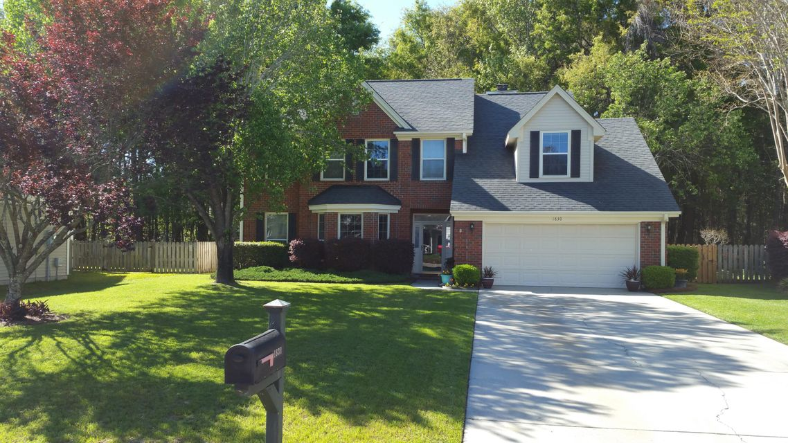 1830  Falling Creek Circle Mount Pleasant, SC 29464