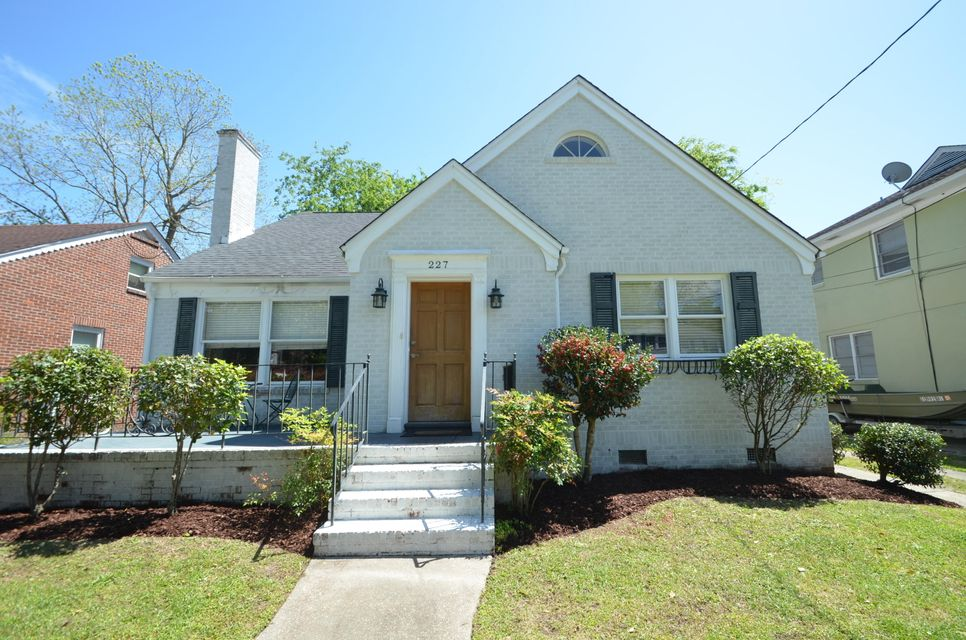 227  Saint Margaret Street Charleston, SC 29403