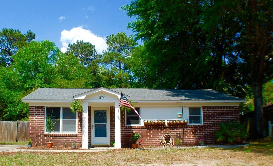 1174 S Shadow Drive Mount Pleasant, SC 29464