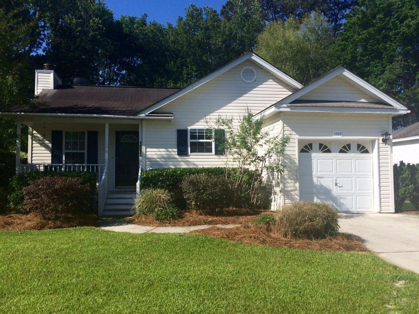 1593  Kentwood Circle Charleston, SC 29412