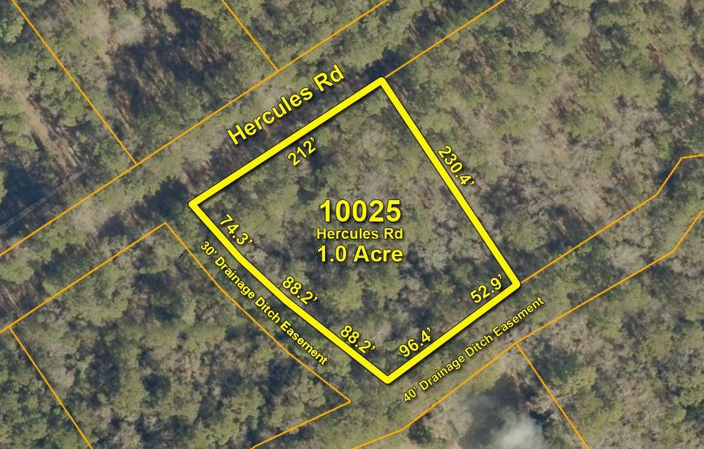 10025  Hercules Road Mcclellanville, SC 29458