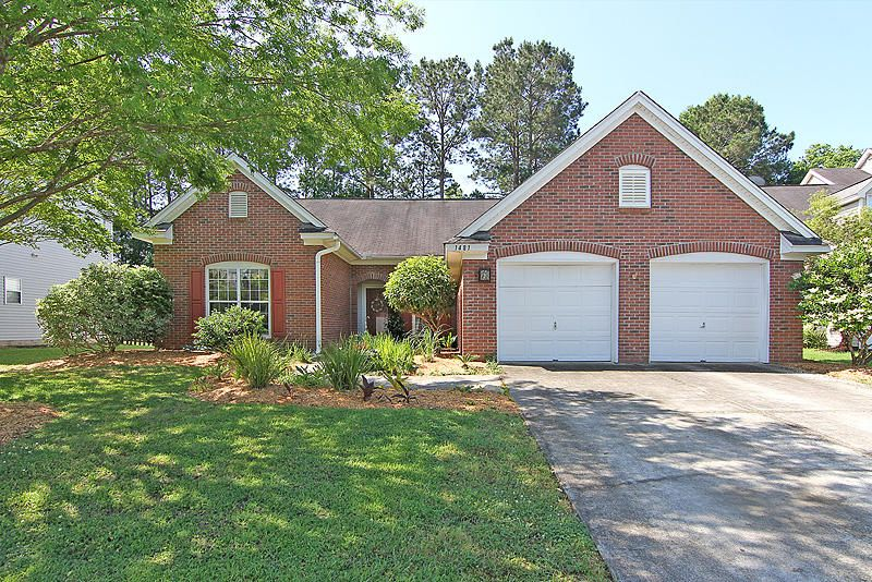 1481  Clarendon Way Mount Pleasant, SC 29466