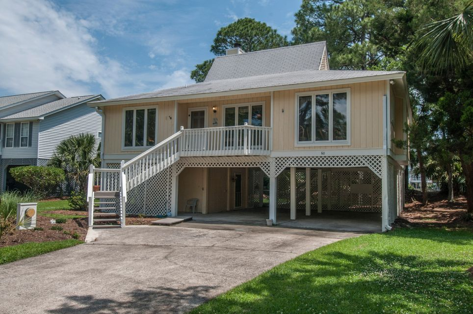 60  Rice Lane Edisto Beach, SC 29438